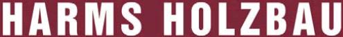 HARMS HOLZBAU Retina Logo